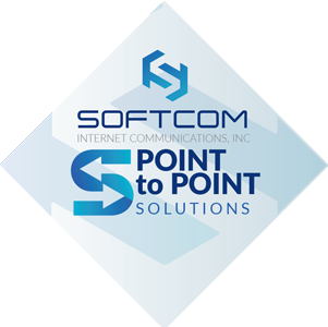 Softcom's Point to Point Solutions offer Reliable Rural Internet Access - logo