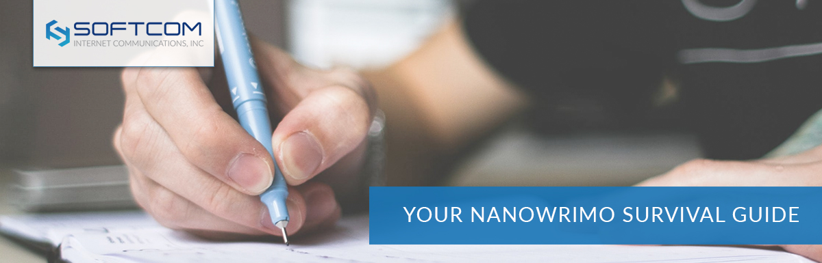 Your NaNoWriMo survival guide