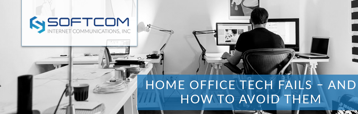 Home office tech fails – and how to avoid them