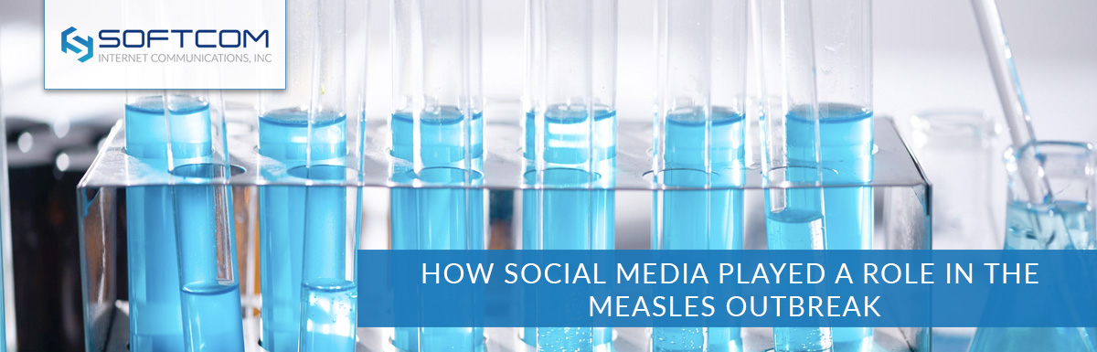 How social media played a role in the measles outbreak