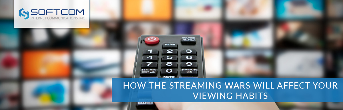 How the streaming wars will affect your viewing habits