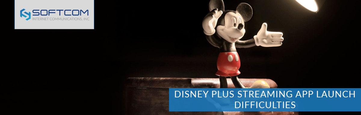 Disney Plus Streaming App Launch Difficulties