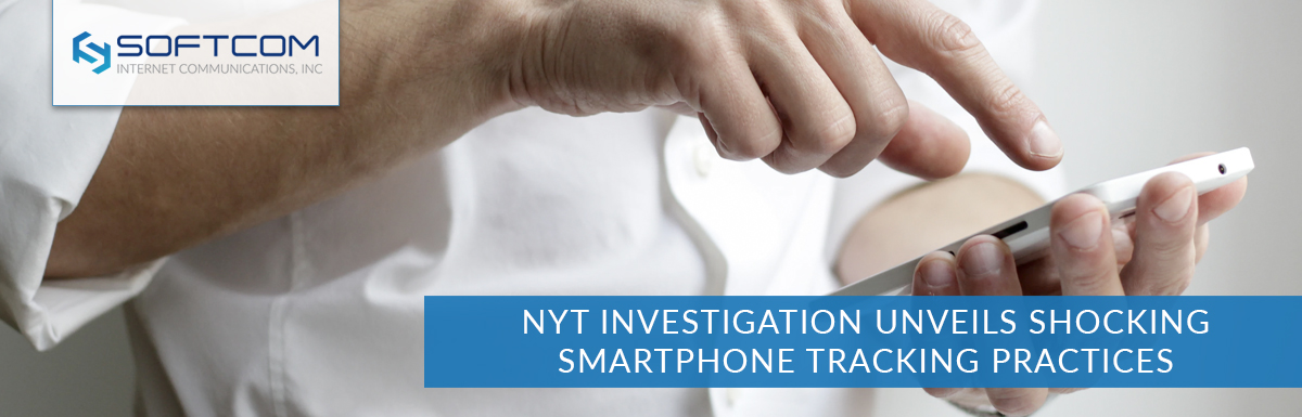 NYT Investigation Unveils Shocking Smartphone Tracking Practices