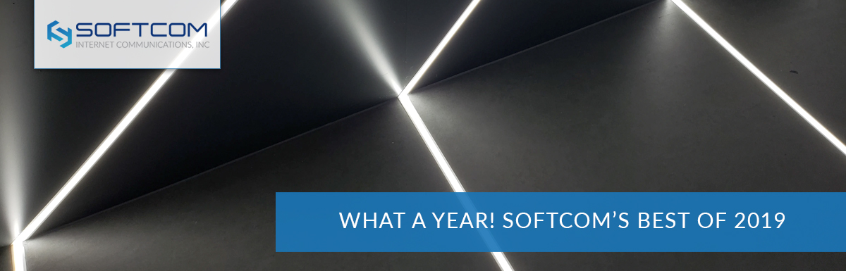 What a year! Softcom's best of 2019