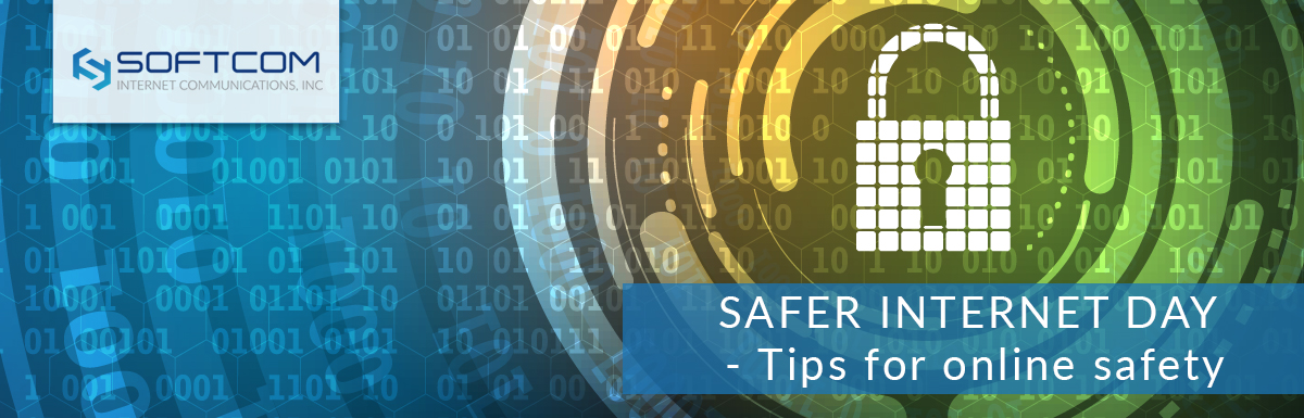 Safer Internet Day tips for online safety