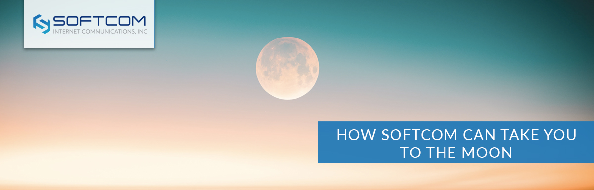 How Softcom can take you to the moon