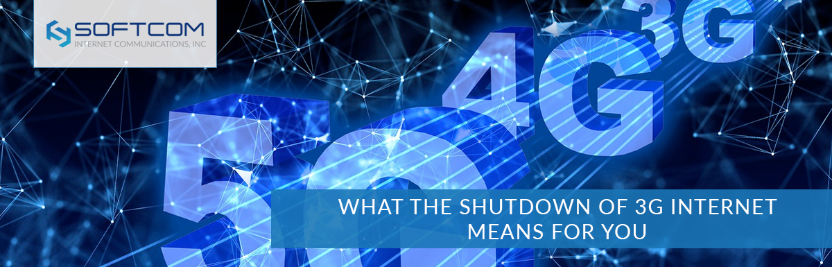 What the shutdown of 3G internet means for you