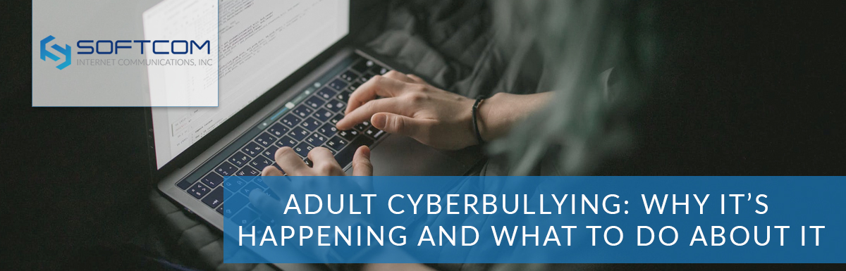 Adult cyberbullying: Why it's happening and what to do about it