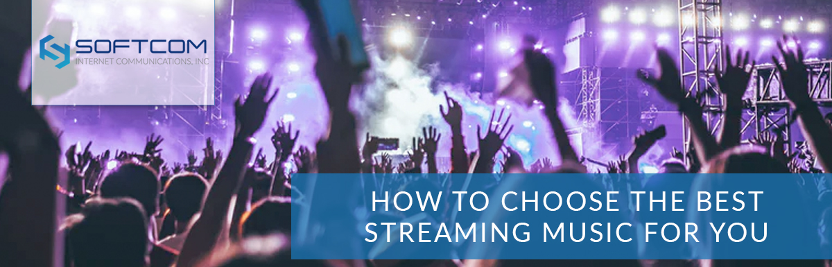 How to choose the best streaming music for you