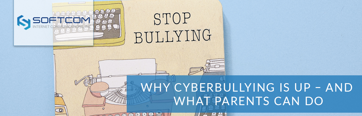 Why cyberbullying is up – and what parents can do