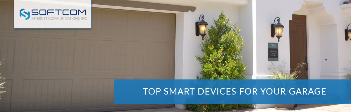 Top smart devices for your garage
